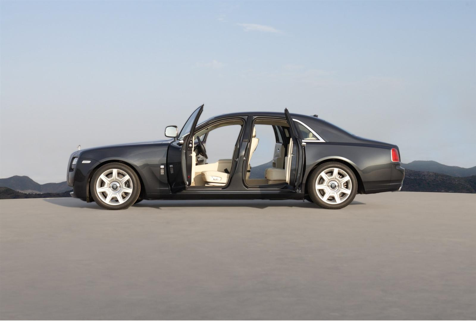 2010 Rolls-Royce Ghost Image