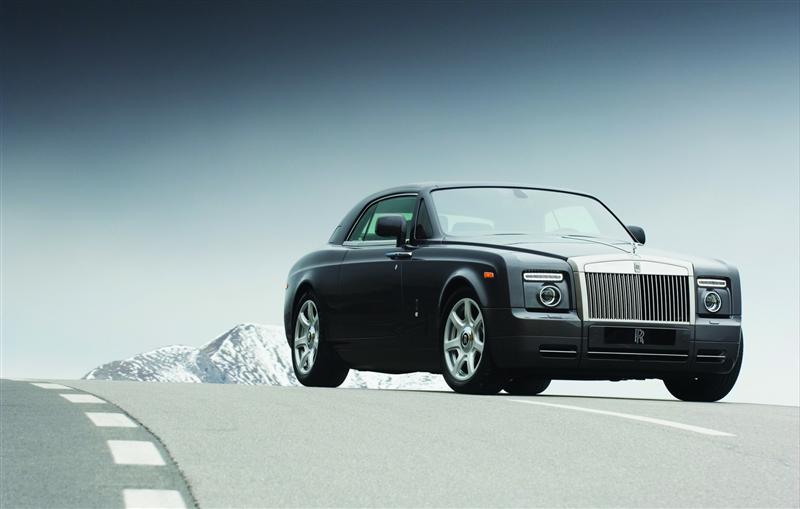 2010 Rolls-Royce Phantom Coupe