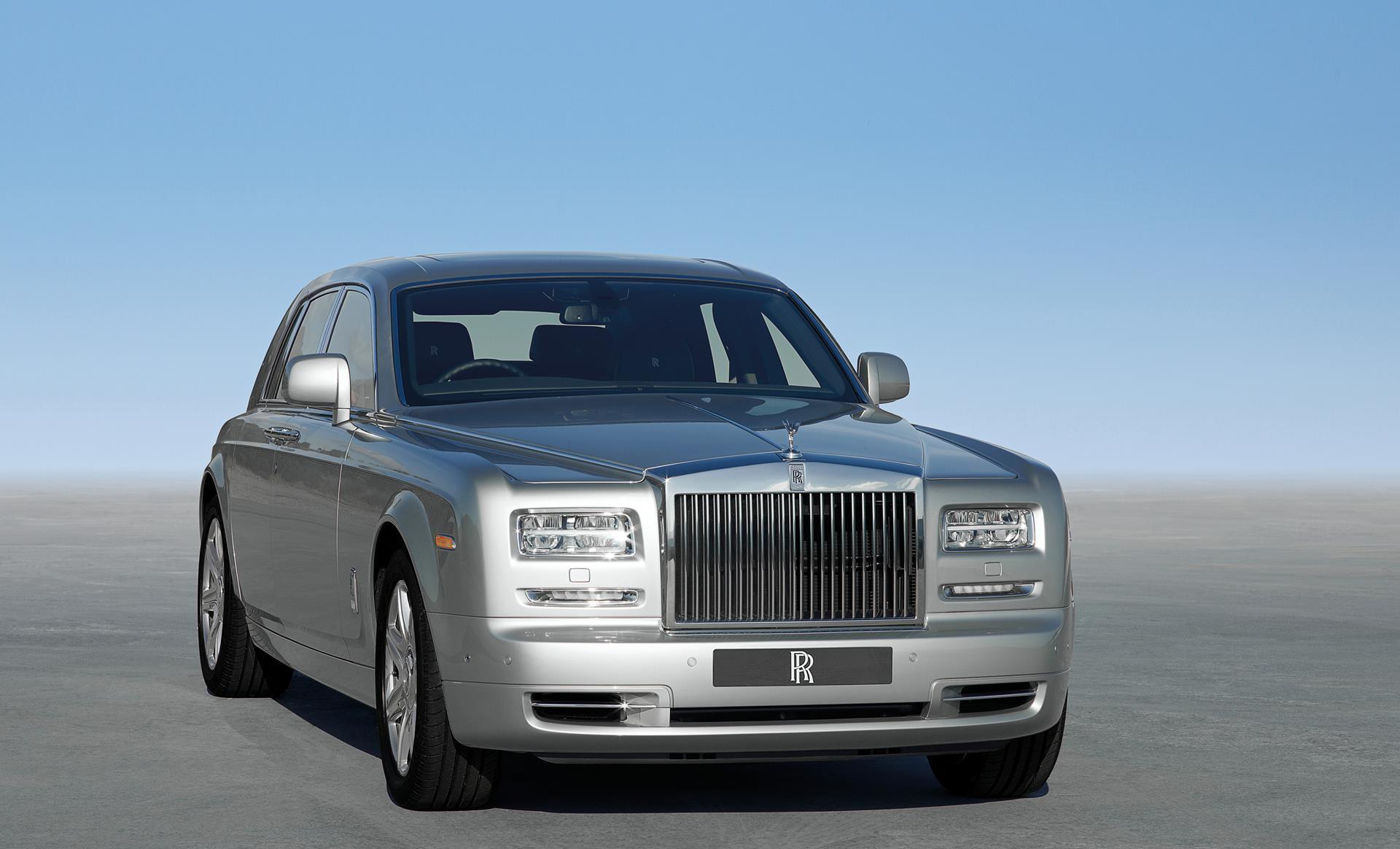 2016 Rolls-Royce Phantom - conceptcarz.com