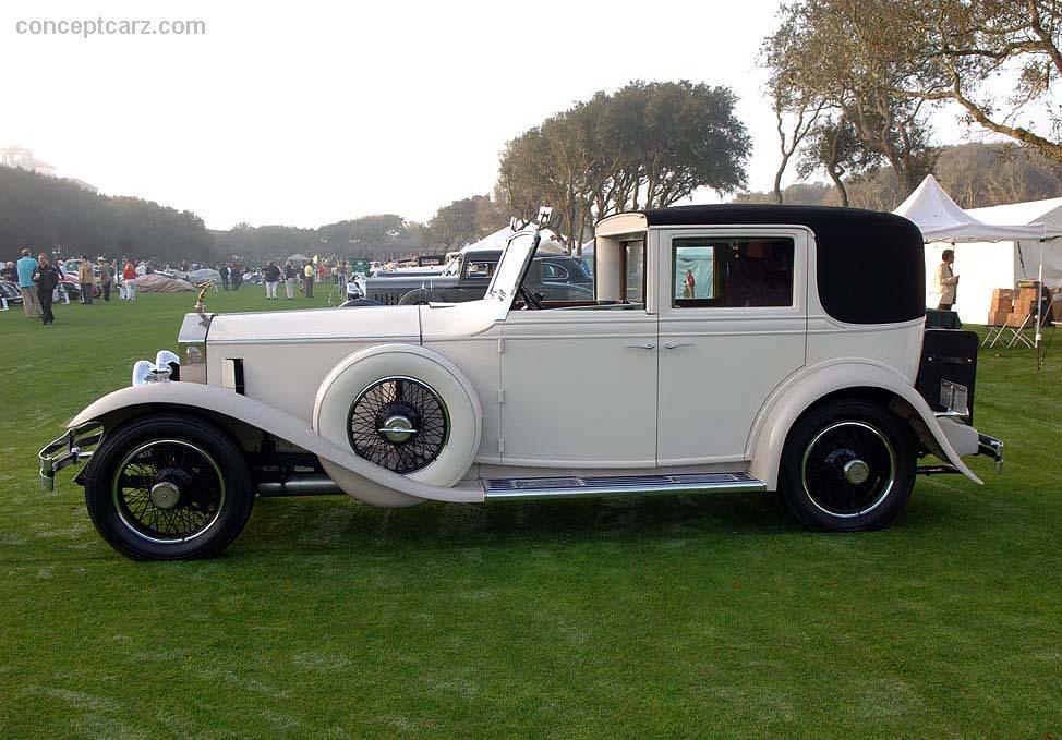 1920 Rolls-Royce Silver Ghost (40/50 HP, 40/50HP ...