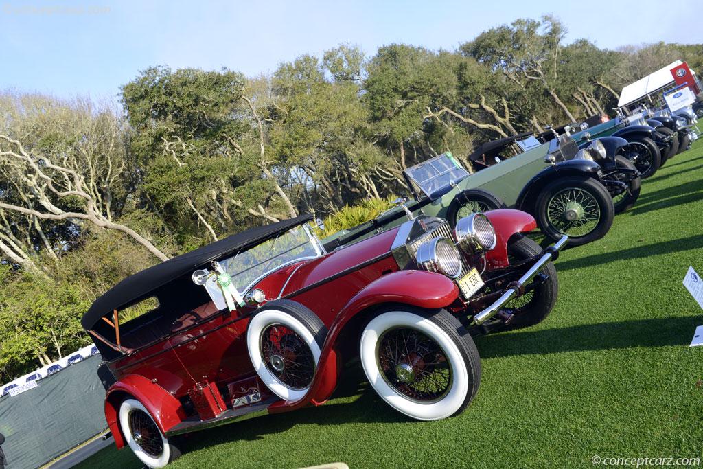 1921 Rolls-Royce Silver Ghost photos