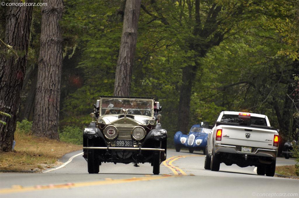 1923 Rolls Royce Silver Ghost Conceptcarz Com