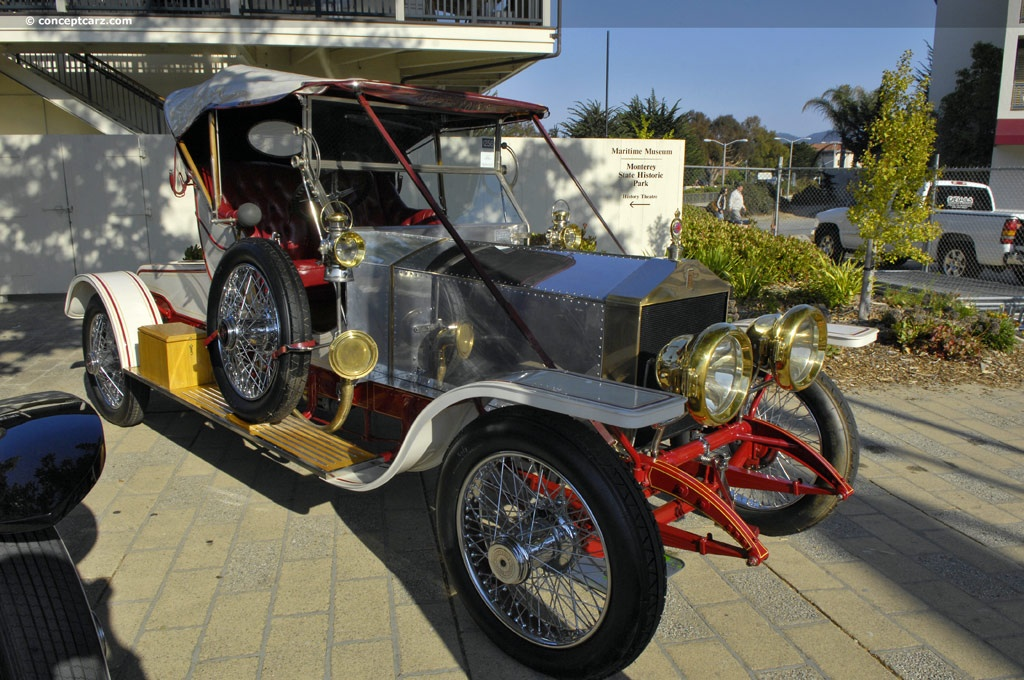 1924 Rolls-Royce Silver Ghost photos