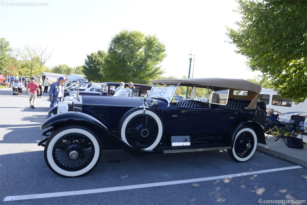 1907 Rolls Royce Silver Ghost For Sale Auction Results And