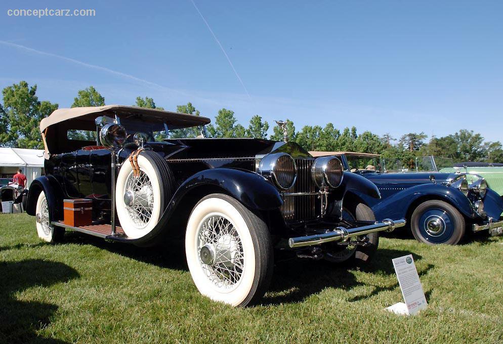1925 rolls royce phantom i at the ault park concours d 39 elegance. Black Bedroom Furniture Sets. Home Design Ideas