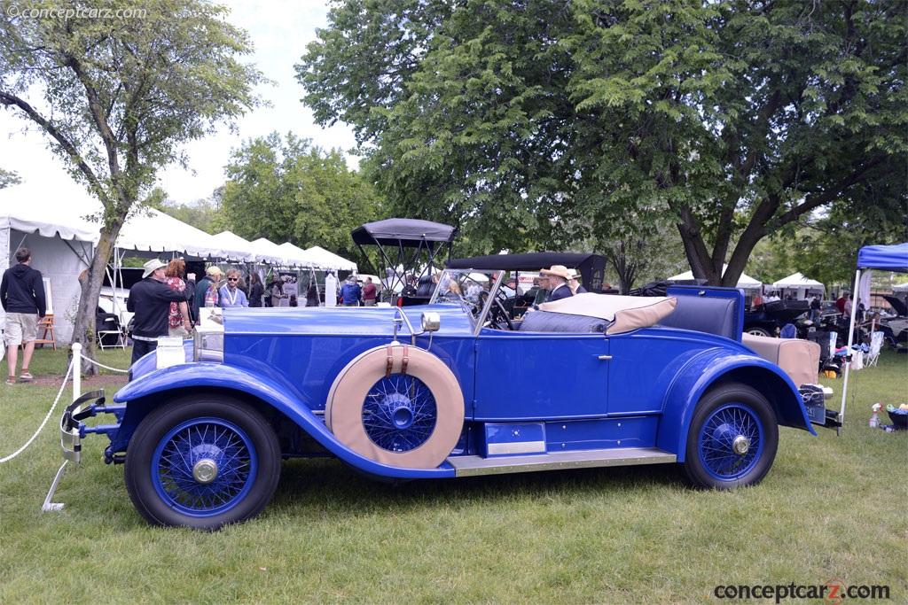 1927 Rolls-Royce Phantom I photos