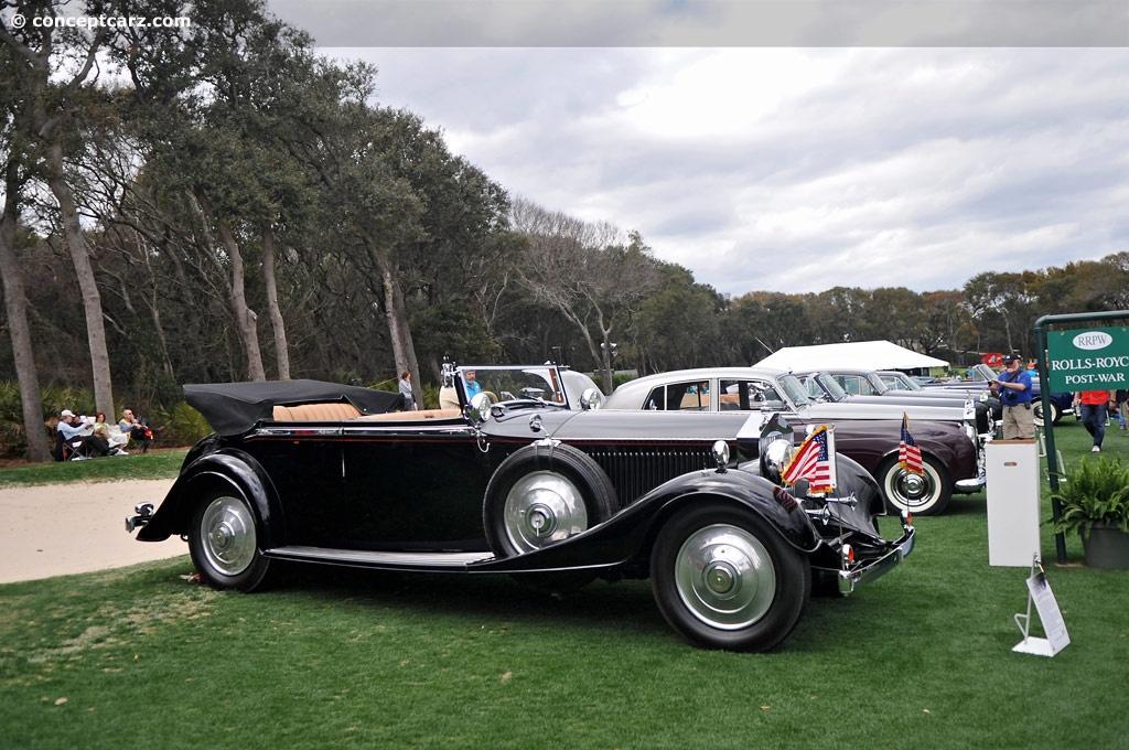 Rolls-Royce Phantom II pictures and wallpaper