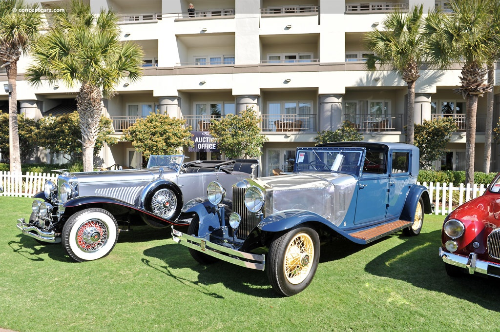 Auction results and data for 1929 RollsRoyce Phantom II