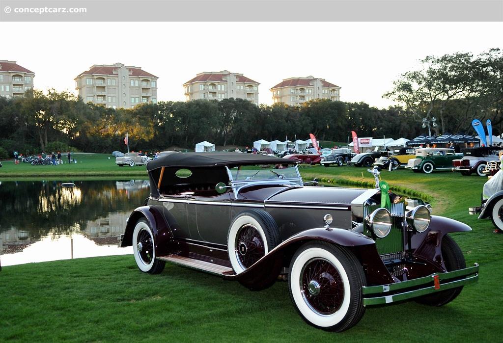 1929 RollsRoyce Phantom I Images Photo 29RollsPhantomIDV10