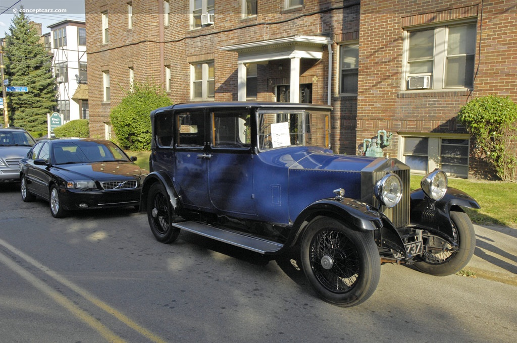 1929 rolls royce phantom i at the pittsburgh vintage grand prix parade and shows. Black Bedroom Furniture Sets. Home Design Ideas