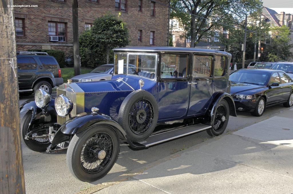 1929 rolls royce phantom i at the pittsburgh vintage grand prix parade and shows. Black Bedroom Furniture Sets. Home Design Ideas
