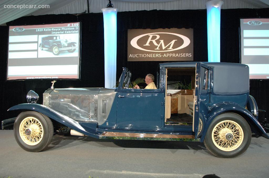 1929 RollsRoyce Phantom II  conceptcarzcom