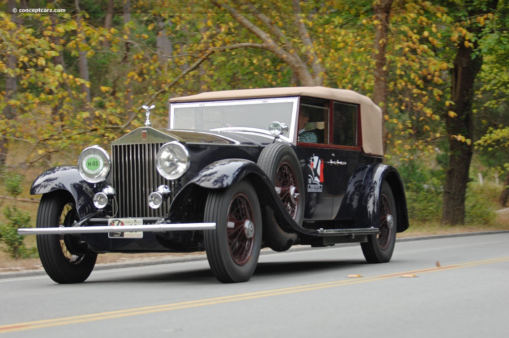 auction results and data for 1930 rolls royce phantom ii. Black Bedroom Furniture Sets. Home Design Ideas