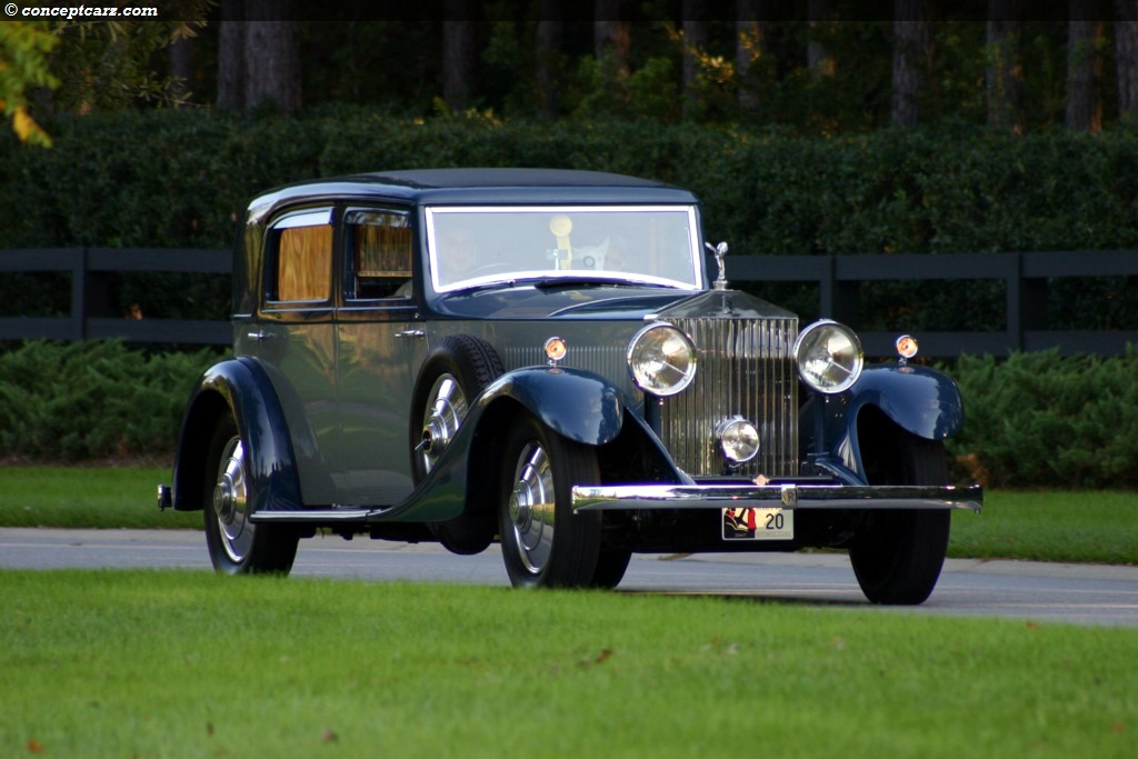 1932 Rolls-Royce Phantom II Continental Image