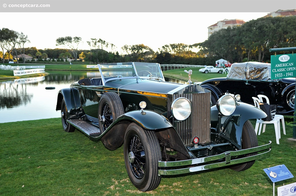 auction results and data for 1932 rolls royce phantom ii. Black Bedroom Furniture Sets. Home Design Ideas