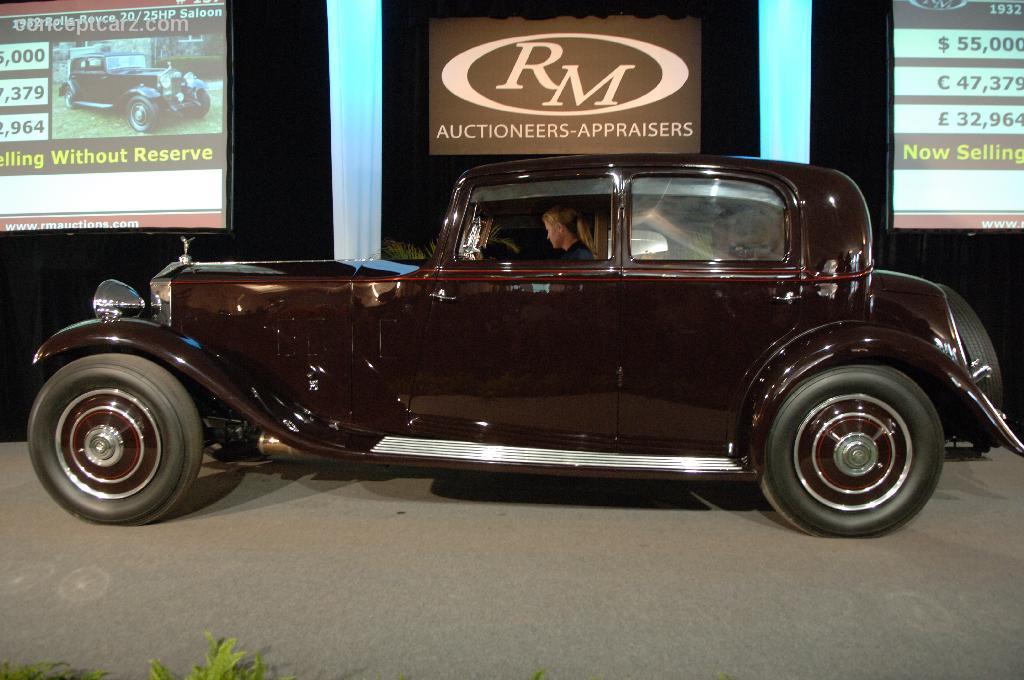 Performance Auto Body >> 1932 Rolls-Royce 20/25 - conceptcarz.com