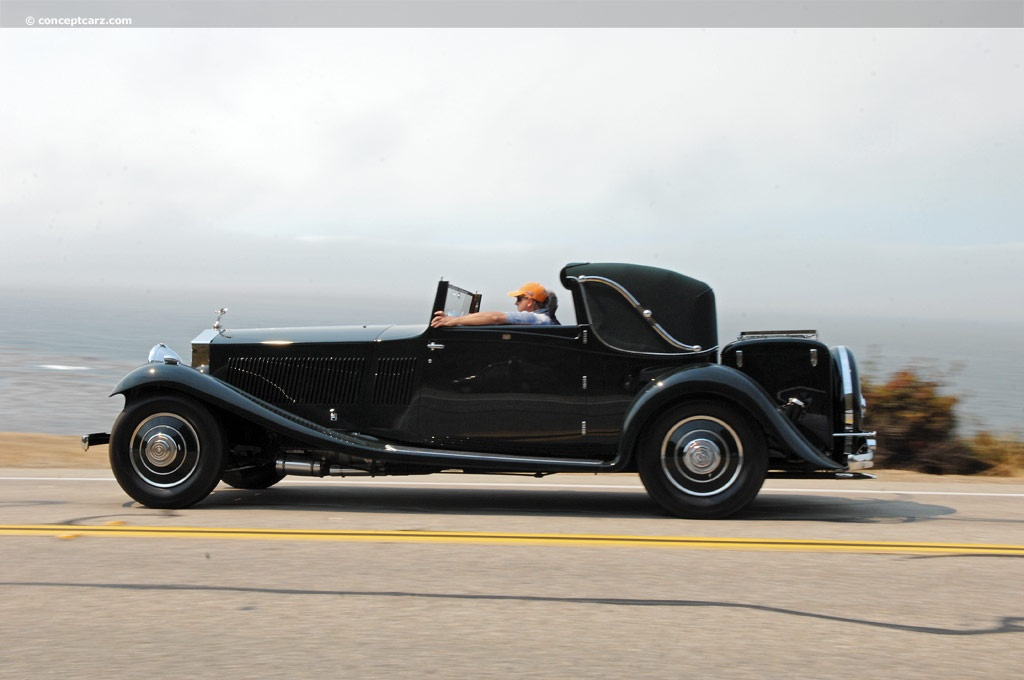 Rolls-Royce Phantom II Continental pictures and wallpaper