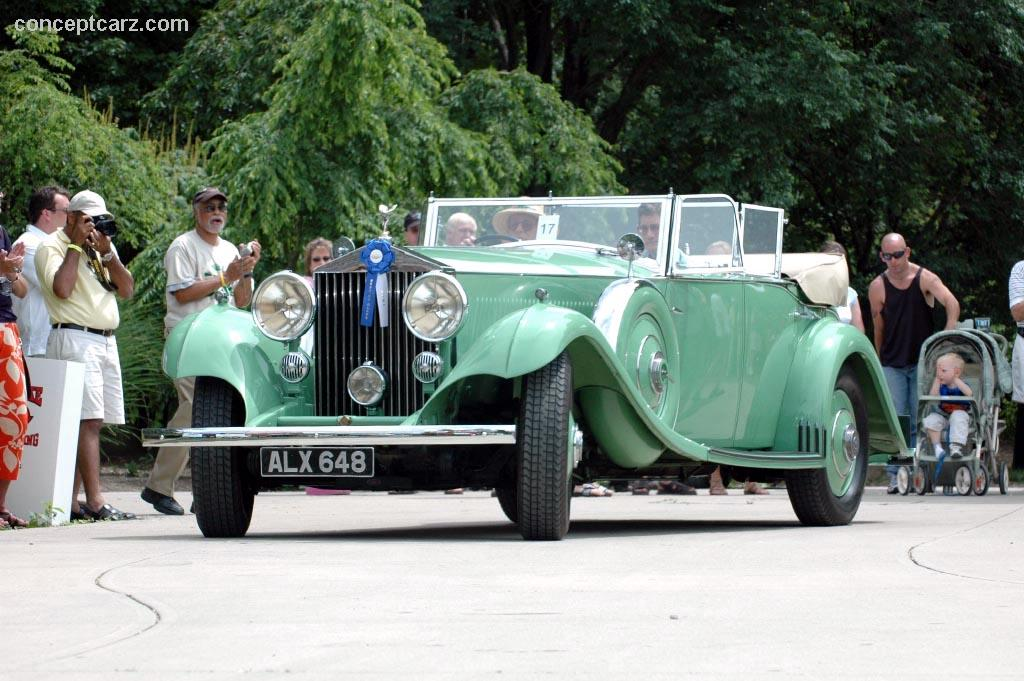 Auction Results And Data For Rolls Royce Phantom Ii