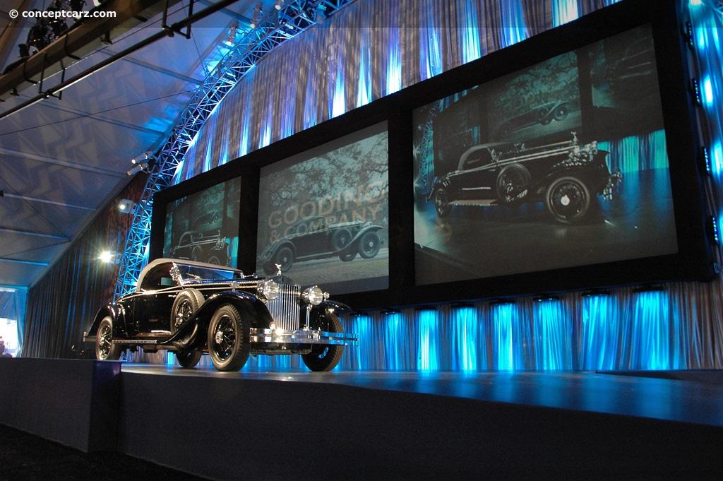 1934 Rolls-Royce Phantom II photos