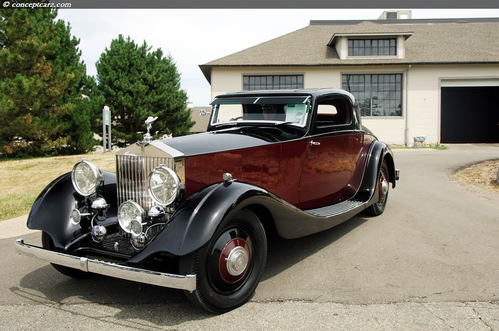 1934 rolls royce phantom ii. Black Bedroom Furniture Sets. Home Design Ideas
