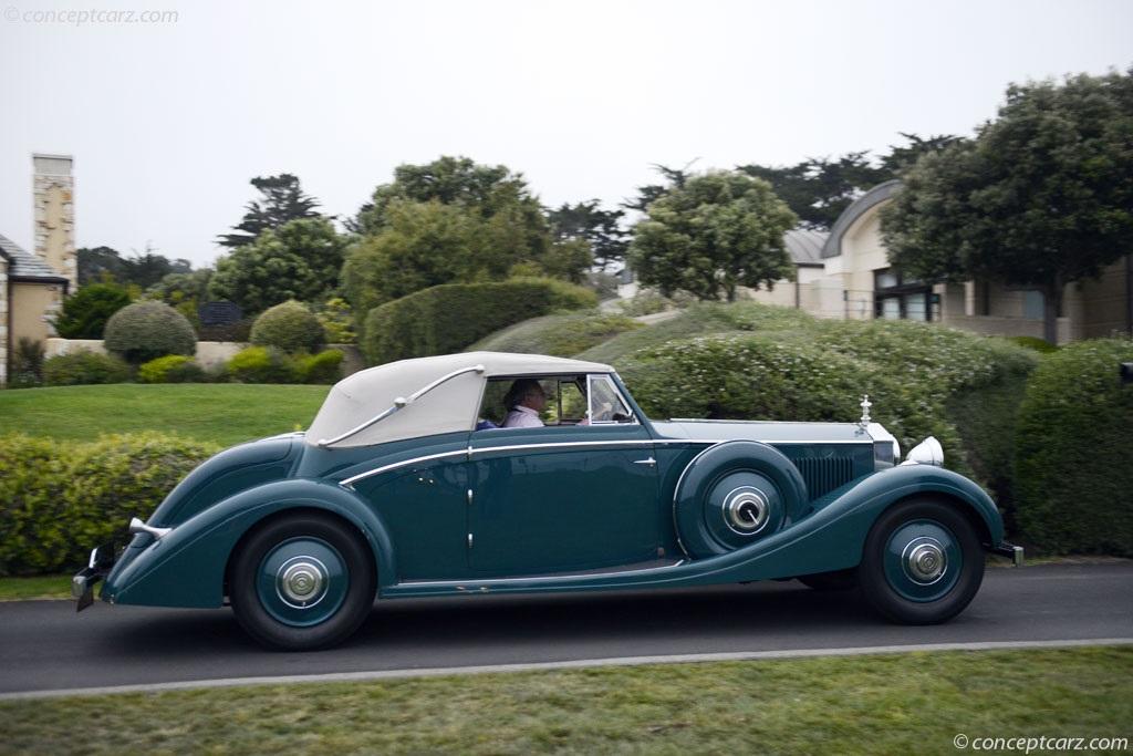 1934 rolls royce phantom ii. Black Bedroom Furniture Sets. Home Design Ideas