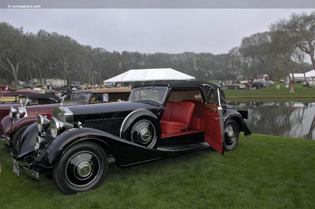 1935 Rolls Royce Phantom Ii Conceptcarz Com
