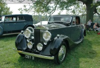 1936 Rolls-Royce 25/30 image.