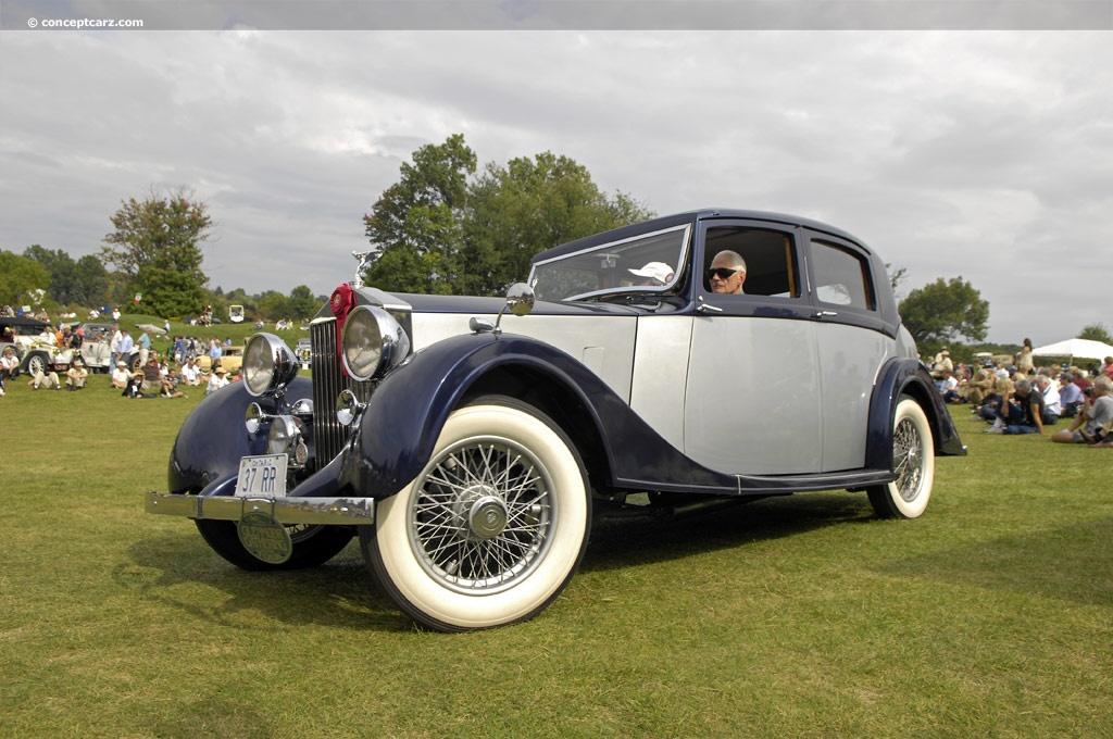 1937 Rolls-Royce 25/30HP Image