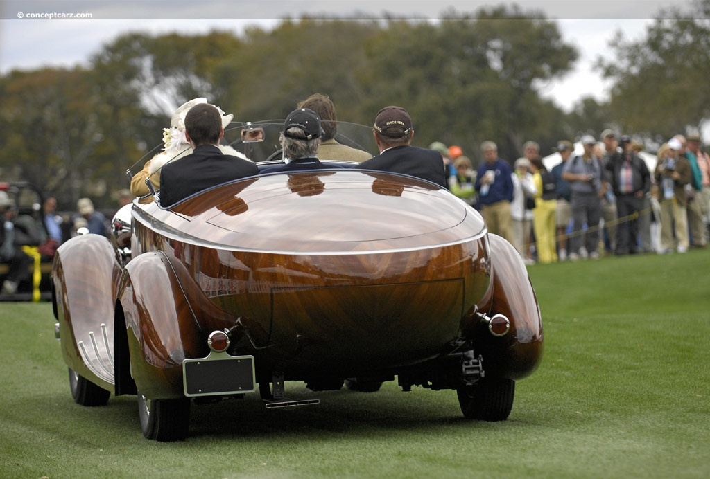 1938 Rolls-Royce Wraith Image