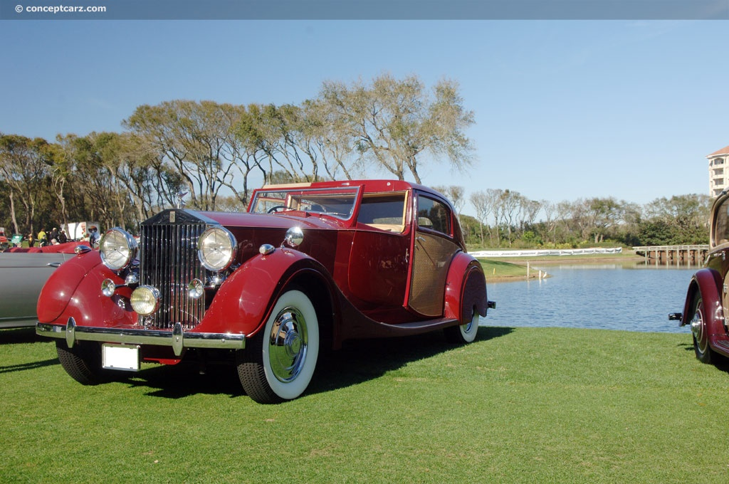 1938 Rolls-Royce Phantom III photos