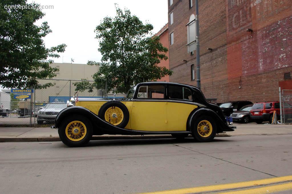 Rolls-Royce Phantom III pictures and wallpaper