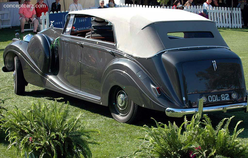 1938 Rolls Royce Wraith For Sale of The 1938 Rolls-royce