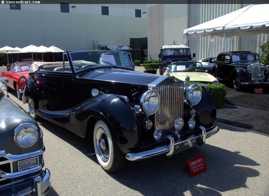 1949 Rolls-Royce Silver Wraith Image