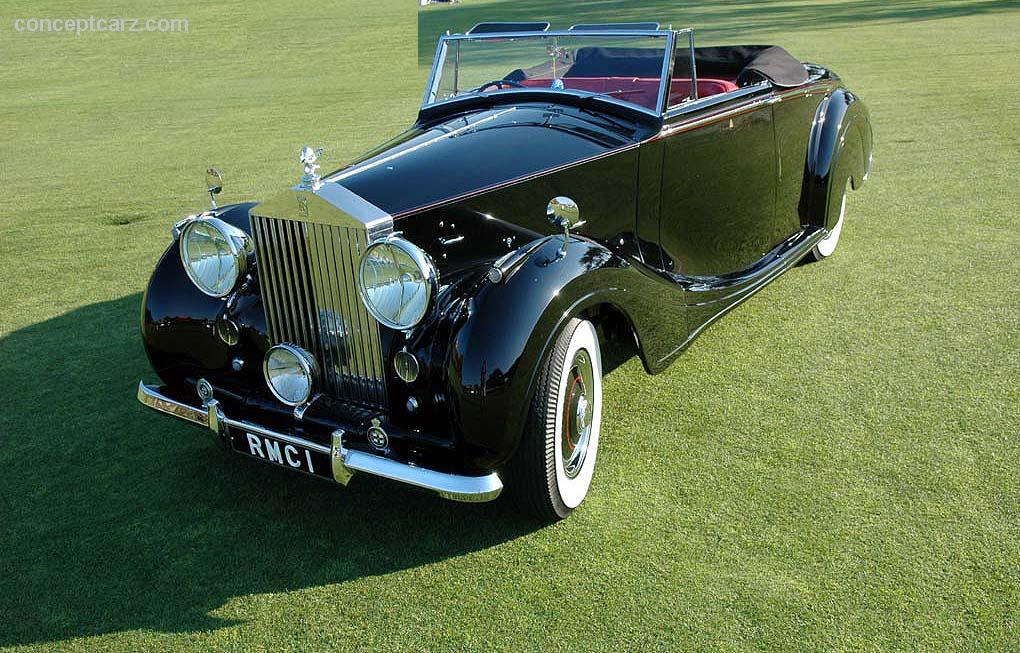 1950 Rolls Royce Silver Wraith Conceptcarz Com