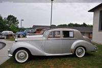 1954 Rolls-Royce Silver Dawn image.