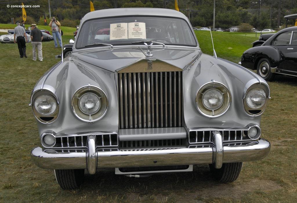 Rolls Silver Wraith Vignale Dv Bc on Rolls Royce F Head Engine