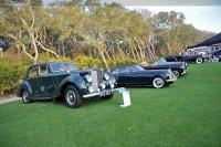 1955 Rolls-Royce Silver Dawn image.