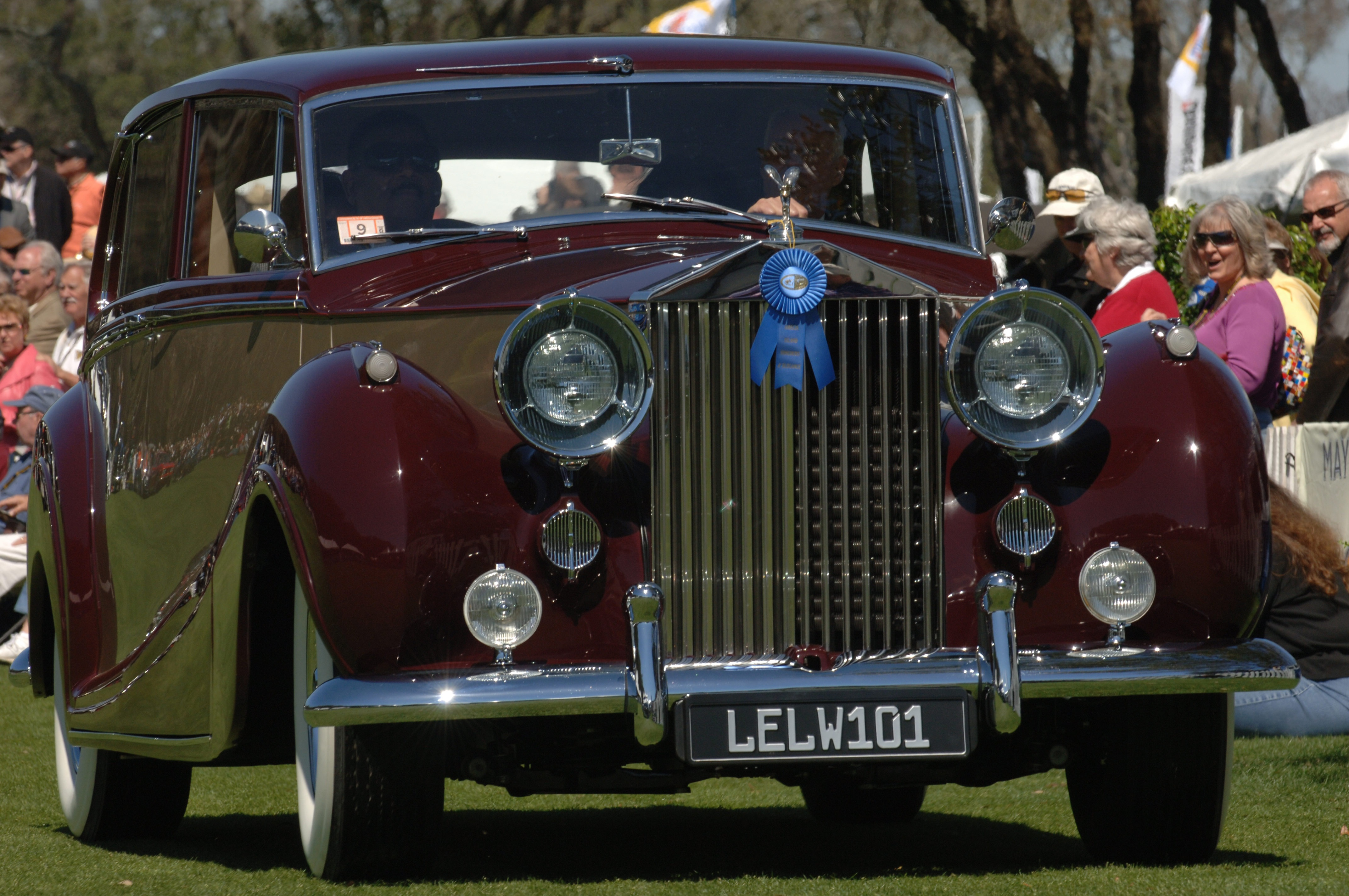1957 Rolls-Royce Silver Wraith Image