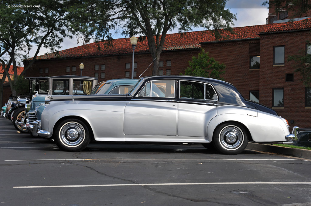 auction results and data for 1957 rolls royce silver cloud. Black Bedroom Furniture Sets. Home Design Ideas