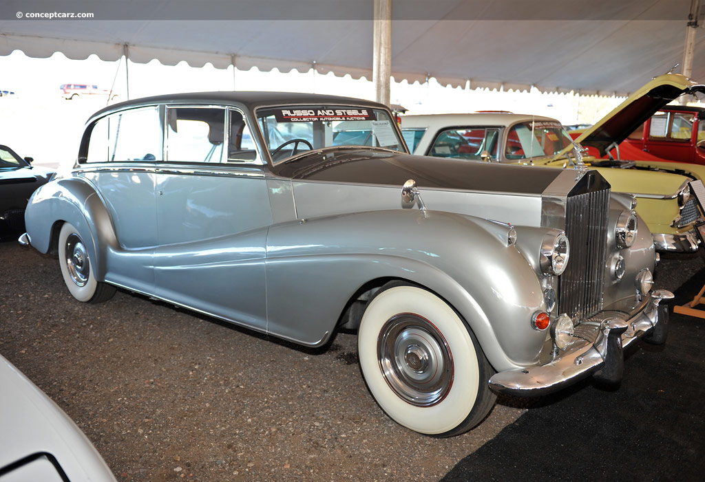 auction results and data for 1957 rolls royce silver. Black Bedroom Furniture Sets. Home Design Ideas