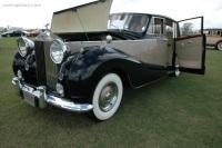 1957 Rolls-Royce Silver Wraith