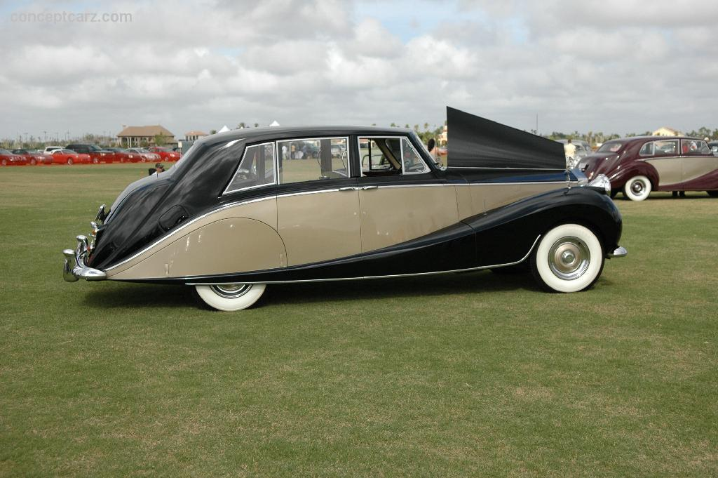 Auction Results And Data For 1957 Rolls Royce Silver