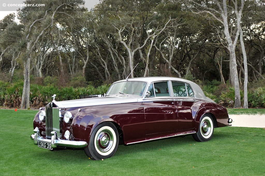 1959 rolls royce silver cloud i pictures history value. Black Bedroom Furniture Sets. Home Design Ideas