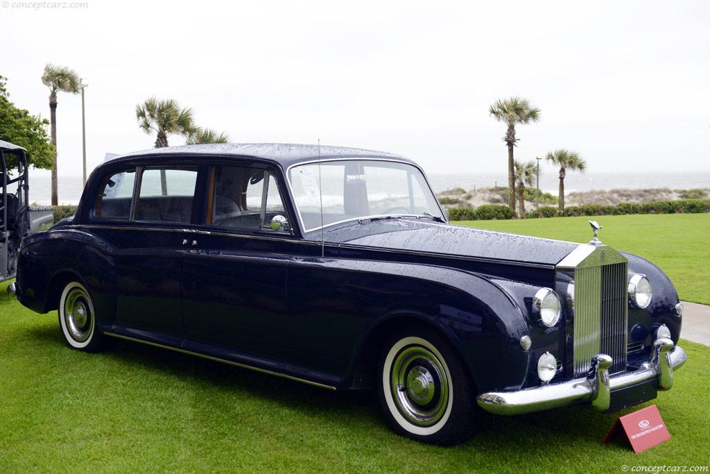 1960 Rolls Royce Phantom V