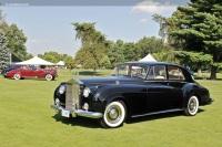 1960 Rolls-Royce Silver Cloud II image.