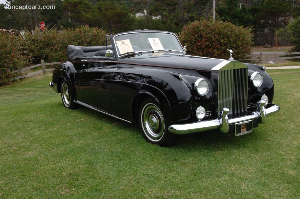 1961 Rolls-Royce Silver Cloud II photos