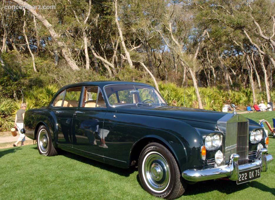 1964 Rolls-Royce Silver Cloud III photos
