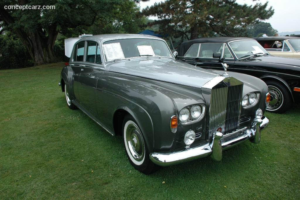 1964 rolls royce silver cloud iii. Black Bedroom Furniture Sets. Home Design Ideas
