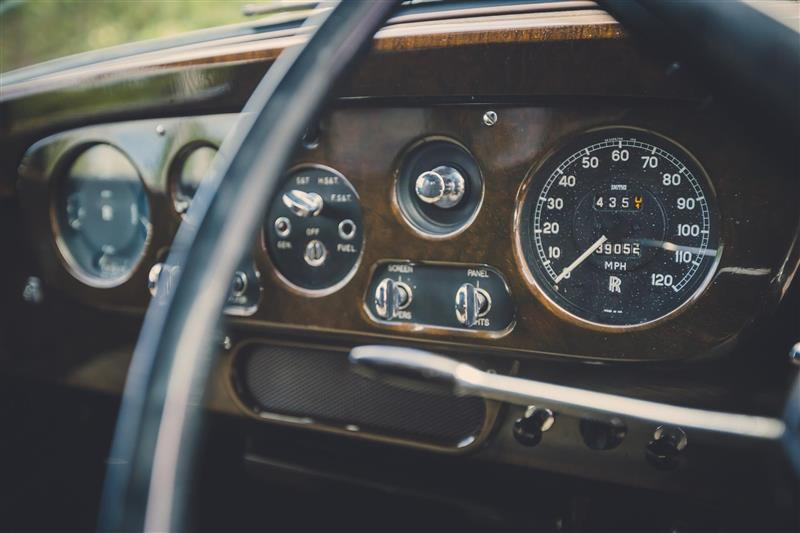 1965 Rolls-Royce Phantom V