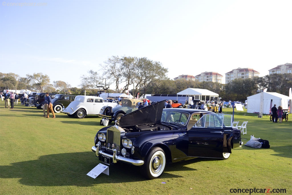 1965 Rolls-Royce Silver Cloud III photos